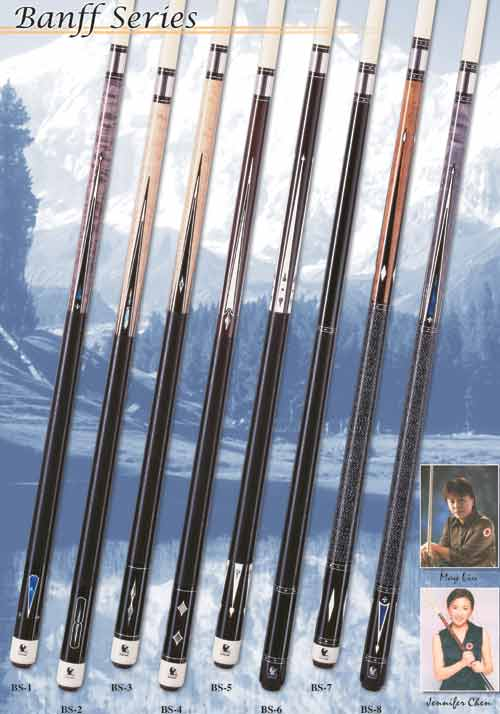 falcon cues banff